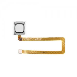 Fingerprint Sensor Flex Cable for Huawei Ascend Mate7 Silver
