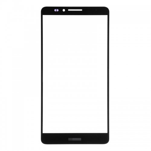 For Huawei Ascend Mate 7 Front Glass Len Black