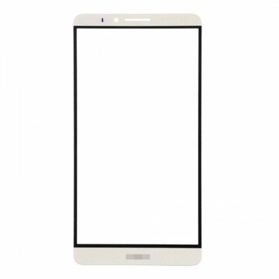 For Huawei Ascend Mate 7 Front Glass Len Gold