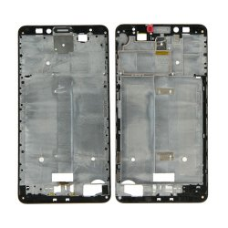 Front Frame for Huawei Ascend Mate 7 Black