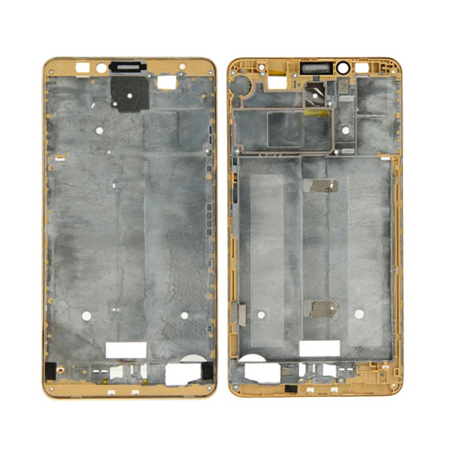Front Frame for Huawei Ascend Mate 7 Gold