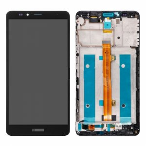 LCD with Frame for Huawei Ascend Mate 7 Black