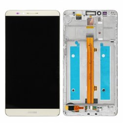 LCD with Frame for Huawei Ascend Mate 7 Gold