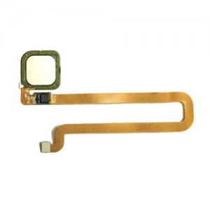 For Huawei Ascend Mate 8 Fingerprint Sensor Flex Cable Gray