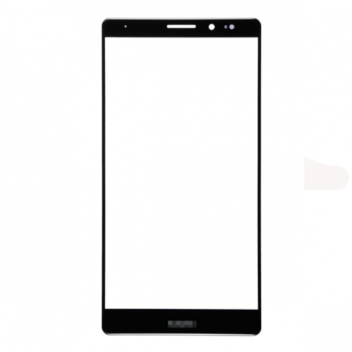 For Huawei Ascend Mate 8 Front Glass Lens Black