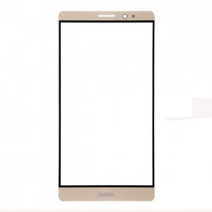 For Huawei Ascend Mate 8 Front Glass Lens Gold