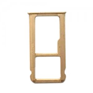 For Huawei Ascend Mate 8 Sim Card Tray Gold