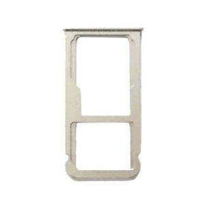 For Huawei Ascend Mate 8 Sim Card Tray Silver