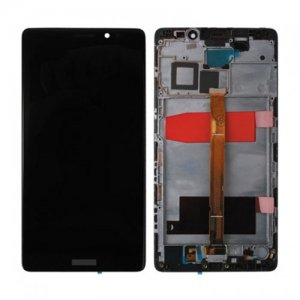 LCD with Frame for Huawei Ascend Mate 8 Black