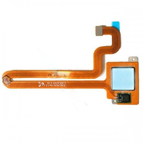 Fingerprint Sensor Flex Cable for Huawei Mate S Silver