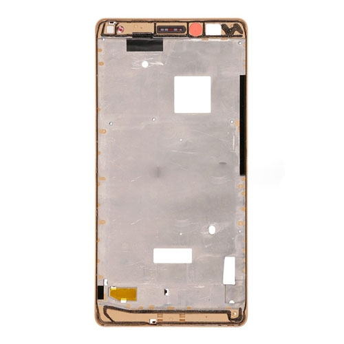 Front Frame for Huawei Ascend Mate S Gold