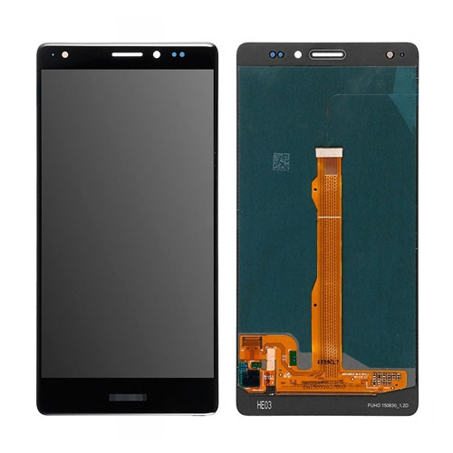 LCD with Digitizer for Huawei Ascend Mate S Black