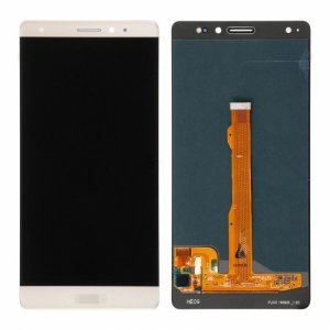 LCD with Digitizer for Huawei Ascend Mate S Gold