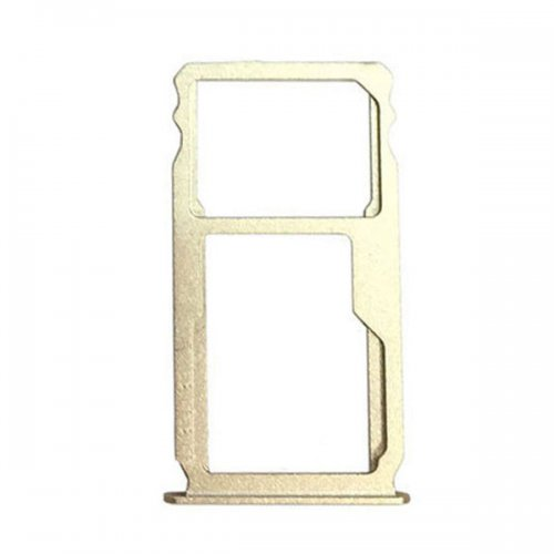 SIM Card Tray for Huawei Mate S Gold