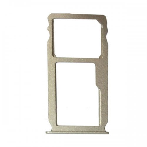 SIM Card Tray for Huawei Mate S Silver