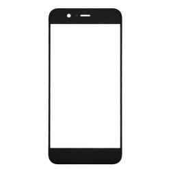 For Huawei Ascend Nova 2 Plus Front Glass Black