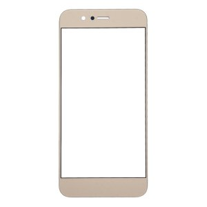 For Huawei Ascend Nova 2 Front Glass Lens Gold