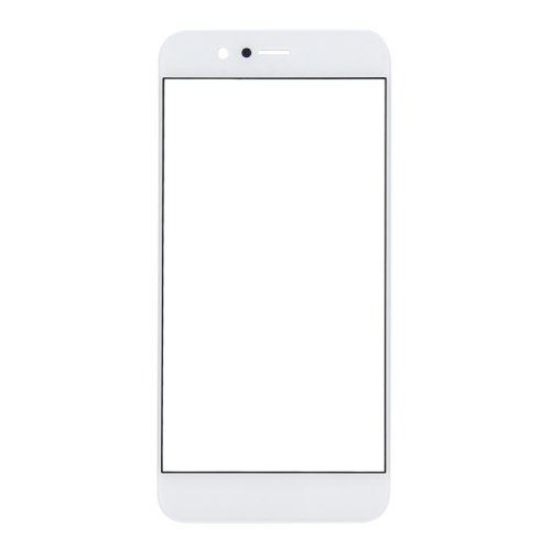 For Huawei Ascend Nova 2 Plus Front Glass White
