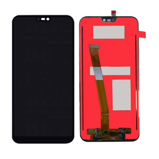 lcd with digitizer assembly for Huawei P20 Lite Black Original