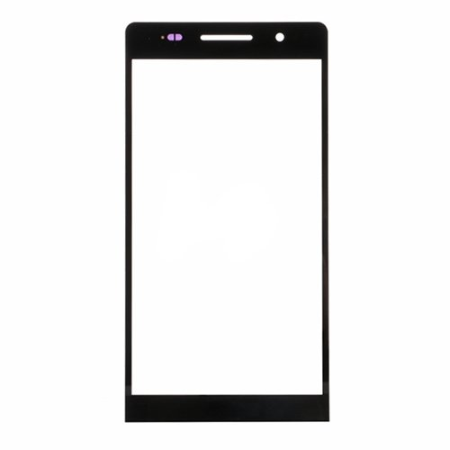 For Huawei Ascend P6 Glass Lens Black