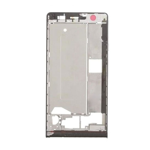 Front Frame for Huawei Ascend P6 Black