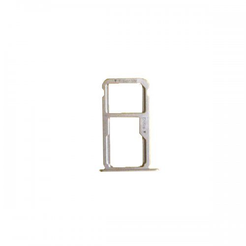 SIM&SD Card Tray for Huawei Ascend P8 Lite 2017 Gold