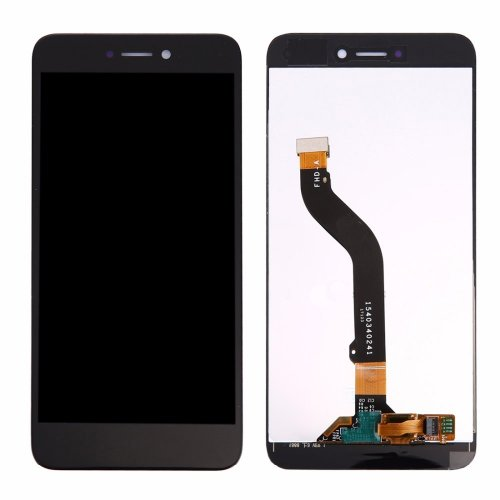Screen Replacement for Huawei Ascend P8 Lite 2017 With Huawei Logo Black