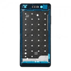 Front Frame for Huawei Ascend P8 Lite Black