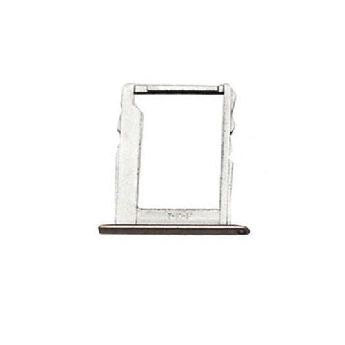 Micro SIM Tray  NANO SD Card Tray For Huawei Ascend P8 Lite Silver