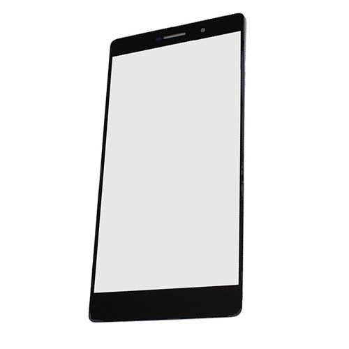 Glass Lens for Huawei Ascend P8 Max Black