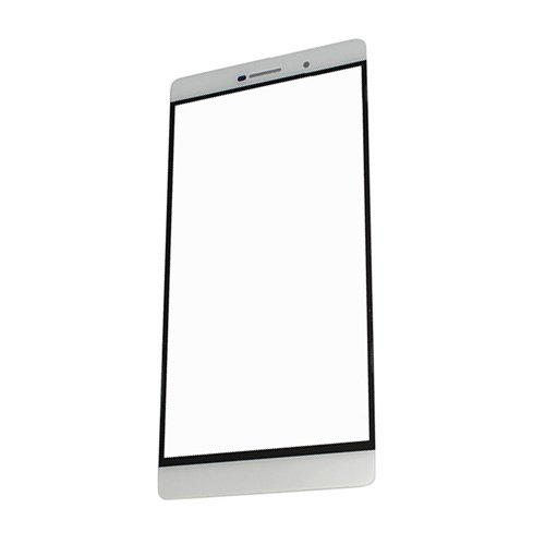 Glass Lens for Huawei Ascend P8 Max White
