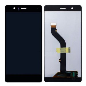 LCD with Digitizer for Huawei Ascend P9 Lite Black