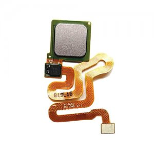Fingerprint Sensor Flex Cable for Huawei Ascend P9 Gray