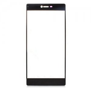 Front Glass Lens for Huawei P9 Black