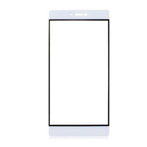 Front Glass Lens for Huawei P9 White
