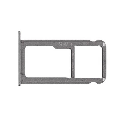 Sim Card Tray for Huawei Ascend P9 Black