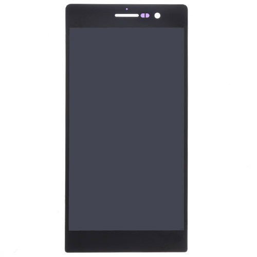 Huawei Ascend P7 LCD and Touch Screen Assembly -Bl...