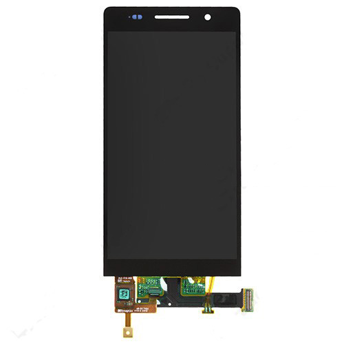 Huawei Ascend P6 LCD and Touch Screen Assembly -Bl...