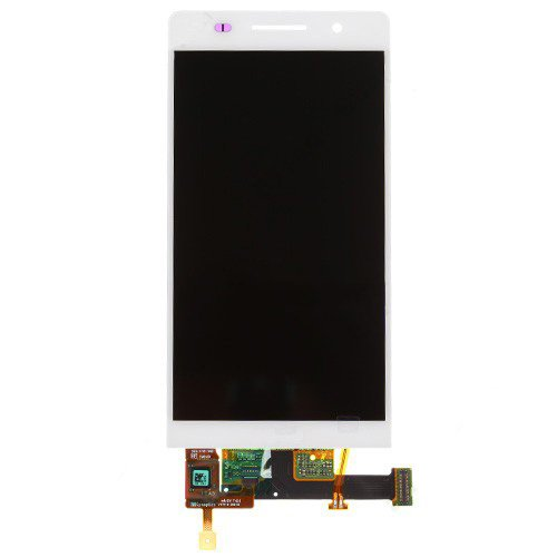Huawei Ascend P6 LCD and Touch Screen Assembly -White