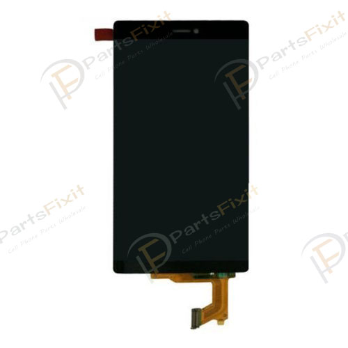 LCD with Digitizer for Huawei Ascend P8 Black