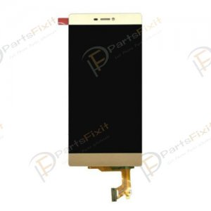 LCD with Digitizer for Huawei Ascend P8 Gold