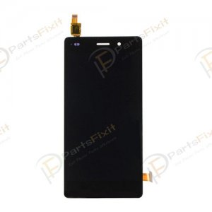 LCD with Digitizer for Huawei Ascend P8 Lite Black