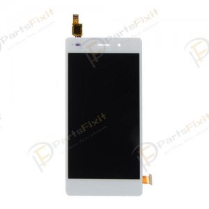 LCD with Digitizer for Huawei Ascend P8 Lite White