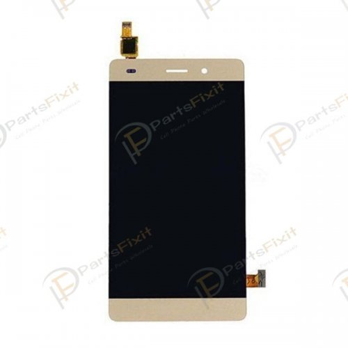 LCD with Digitizer for Huawei Ascend P8 Lite Gold