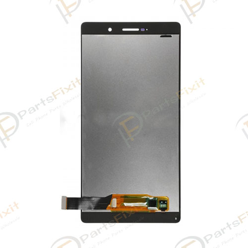 LCD with Digitizer for Huawei Ascend P8 Max White