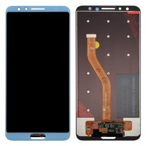 lcd with digitizer assembly for Huawei Nova 2s Blue