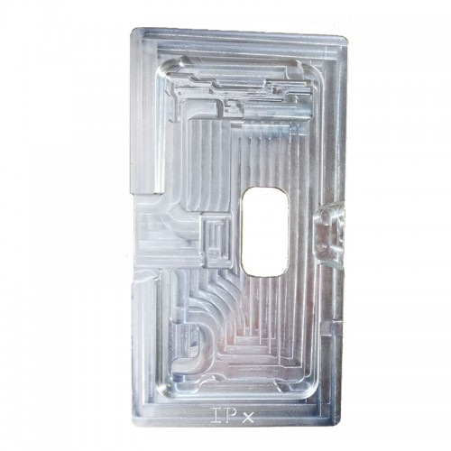 For iPhone X LCD Refurb Metal Alignment Mould