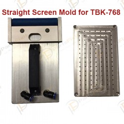 Straight Screen Mold for OCA film laminating machine #PFLCDR-093 TBK-768