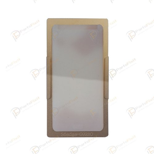 For Samsung Galaxy S6 Edge+ LCD Refurbishment Vacuum Laminating Metal Mould