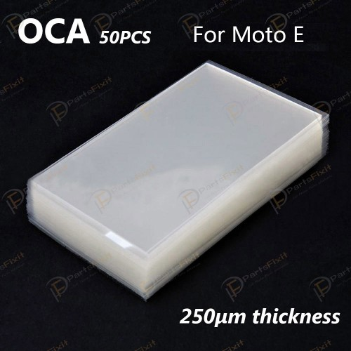 For Motorola Moto E XT1022 OCA Optical Clear Adhes...